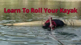 Learn to roll your kayak
